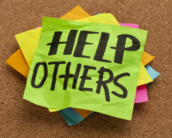 9 Reasons Helping Someone Else Can Help You 1