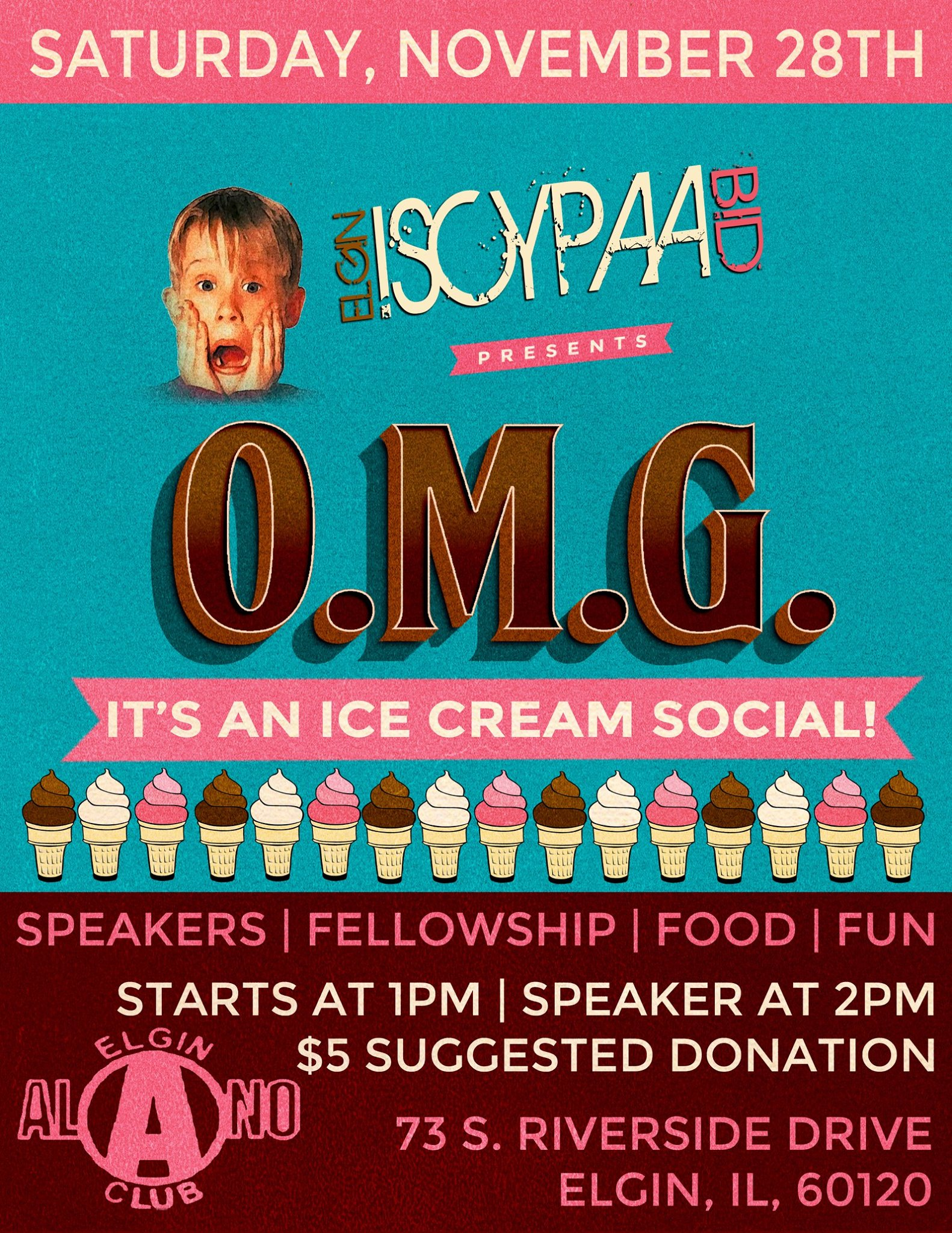 ISCYPAA Ice Cream Social 5