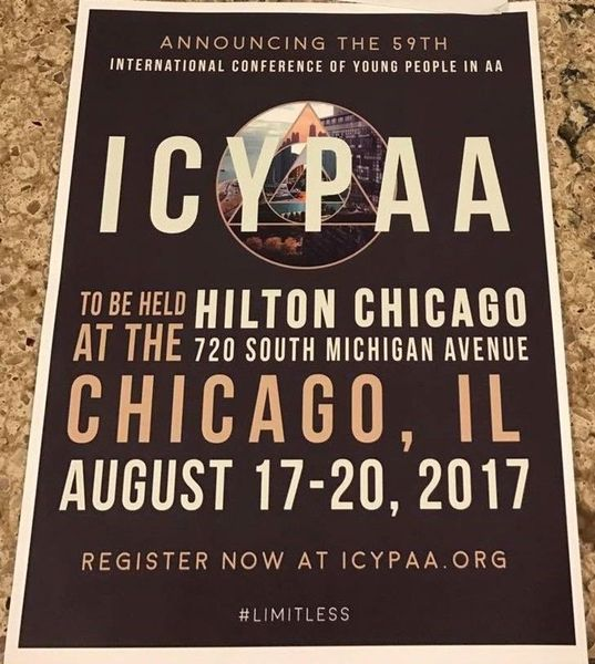 59th Annual ICYPAA - Chicago 2017 2