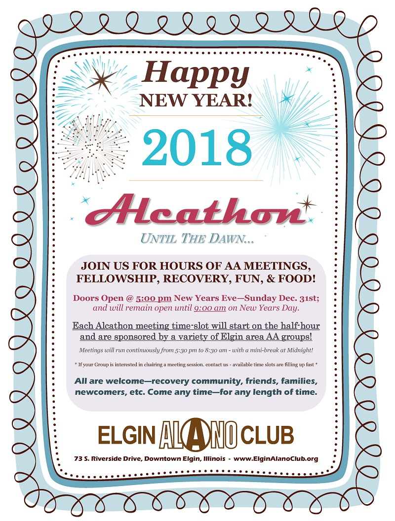 New Years 2018 - Alcathon Until the Dawn 3