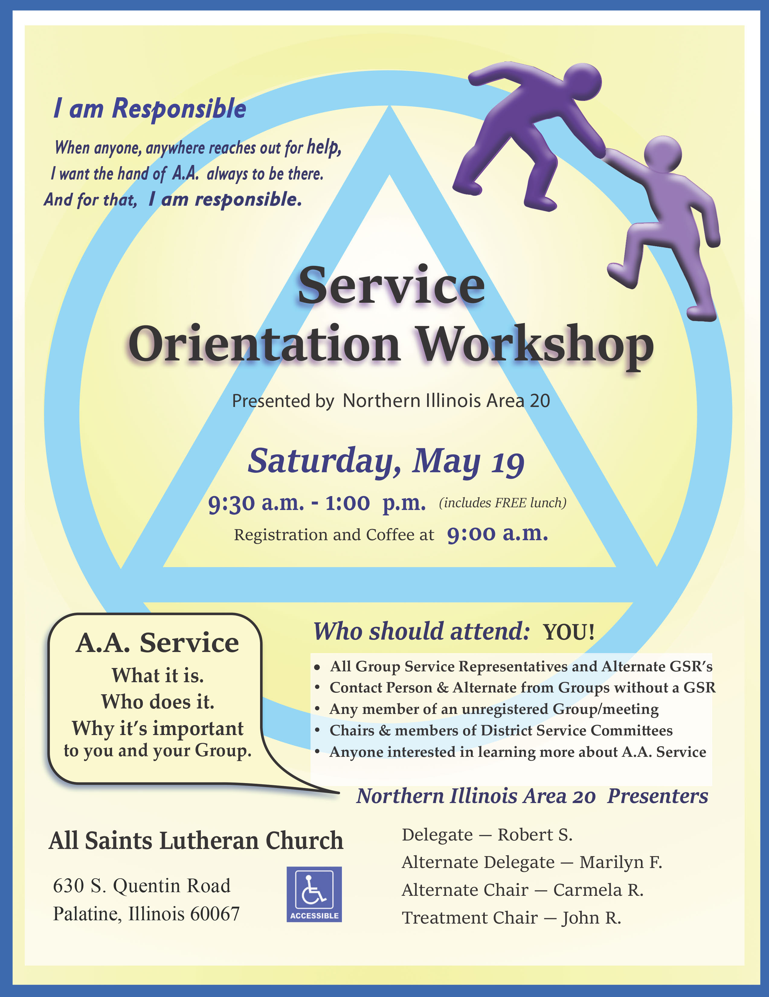 NIA Service Orientation Workshop 4