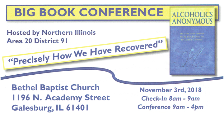 2018 NIA Big Book Conference 3
