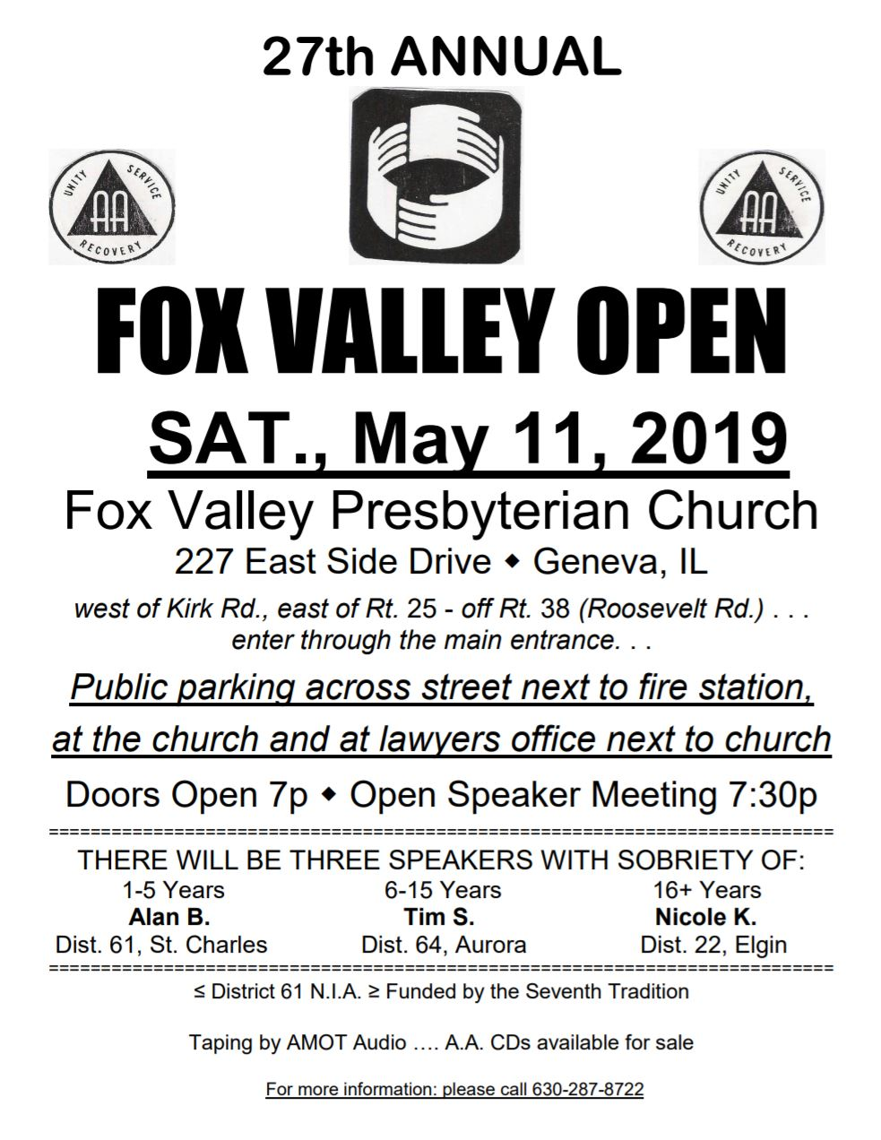 Fox Valley Open 2019 5