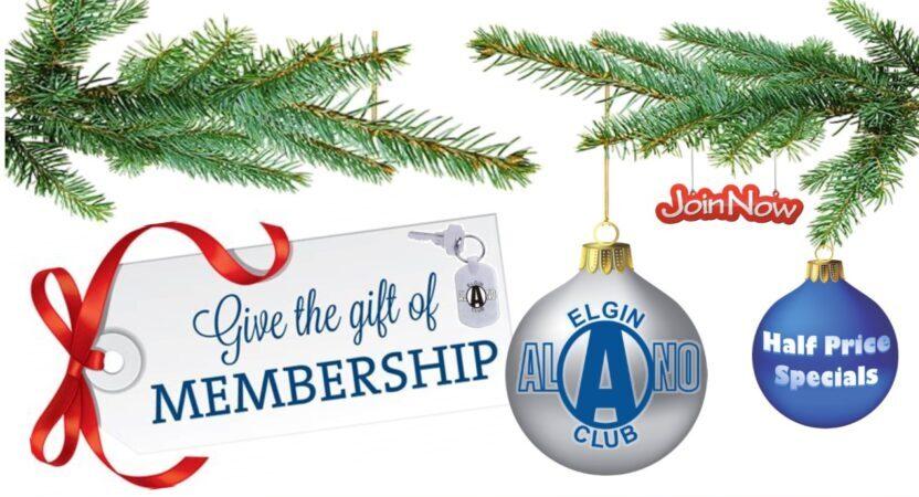 Membership Holiday Special